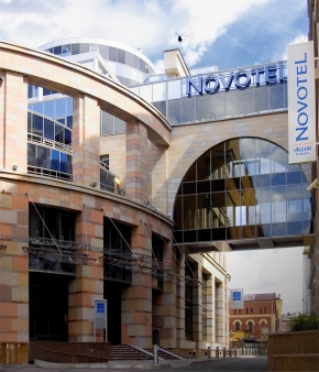 Гостиничный комплекс «Новотель»
