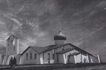 В Колпине на берегу Ижоры планируют построить церковь