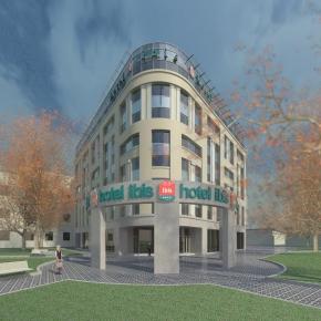 Проект гостиницы с развлекательно-оздоровительным комплексом
