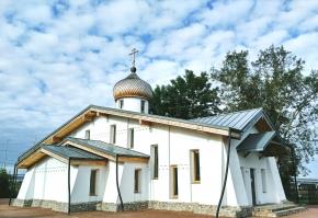 Храм в Колпино
