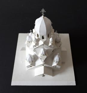 Большой храм в Колпино