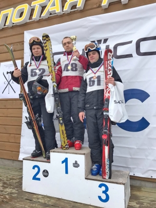 Кубок архитекторов по горным лыжам