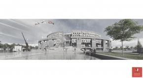 Проект музейно-выставочного комплекса