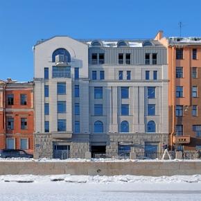 Административное здание на наб. р. Фонтанки