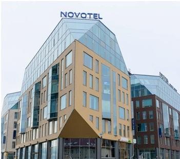 Открытие гостиницы «Novotel-Архангельск»