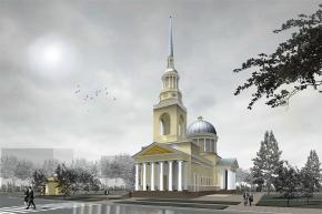 Воссоздание Андреевского Собора в Кронштадте