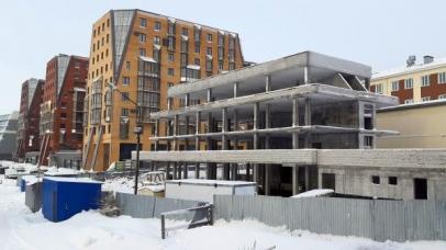 Названы новые сроки сдачи речного вокзала в Архангельске