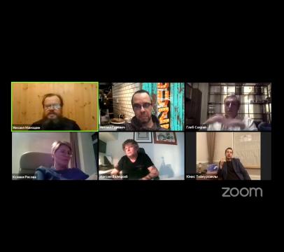 Zoom-кухня #ЪFM: бизнес на фоне пандемии