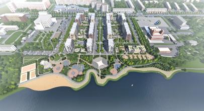 Концепцию 100-го кв. в Северодвинске отметили дипломом престижного архитектурного конкурса