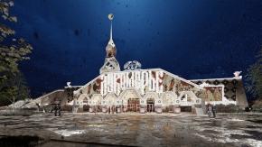 Интерактивный центр сказок А.С. Пушкина