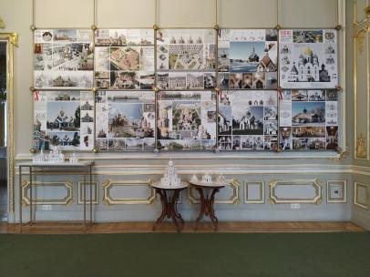 Наши работы на выставке «СОВРЕМЕННОЕ ЦЕРКОВНОЕ ЗОДЧЕСТВО: САНКТ-ПЕТЕРБУРГ»