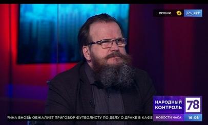 М.Мамошин в программе