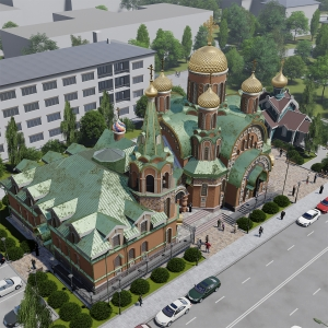 АМ_Мамошина_Храм на Крестовском